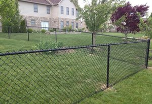 custom chain link Dayton